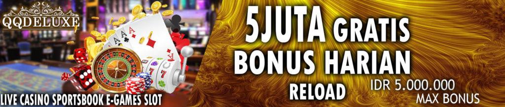 bonus judi online terbesar